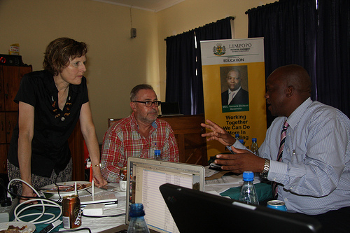 Workshop conducted in Polokwane, South Africa
