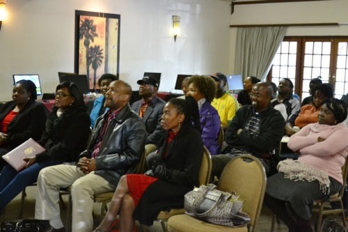 Opening of the four day training workshop conducted in Tzaneen, Limpopo Province